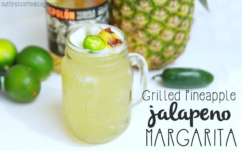 Pineapple-Margarita