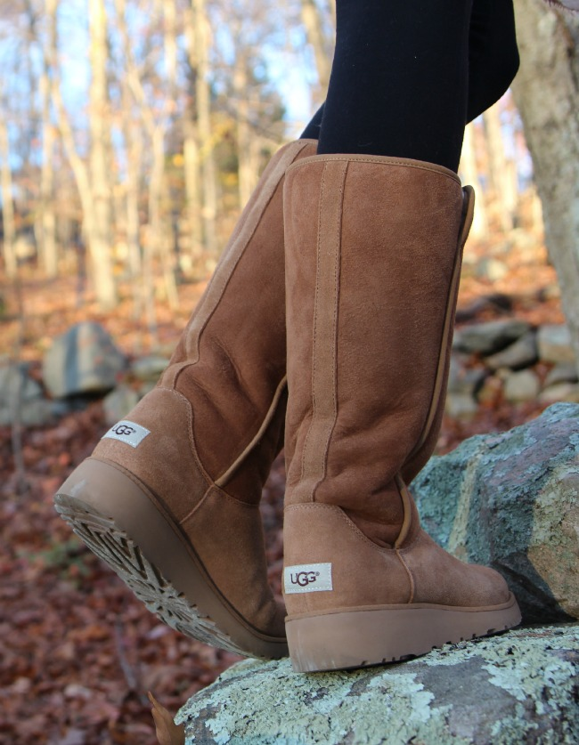 Ugg classic tall celebrity