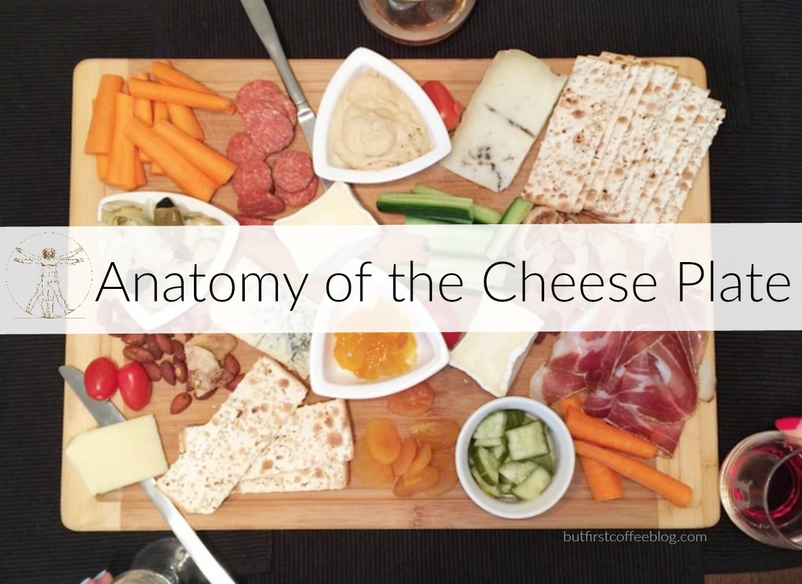 Anatomy of the cheese plate, how to make the perfect spread
