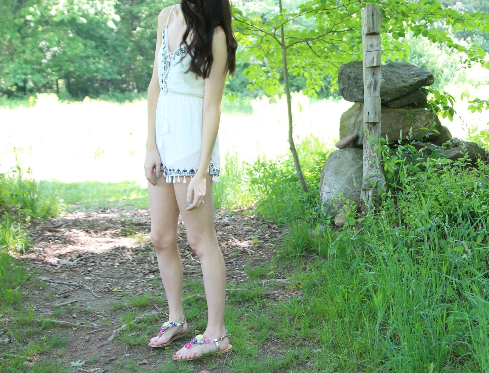 tassel-hemmed-white-romper