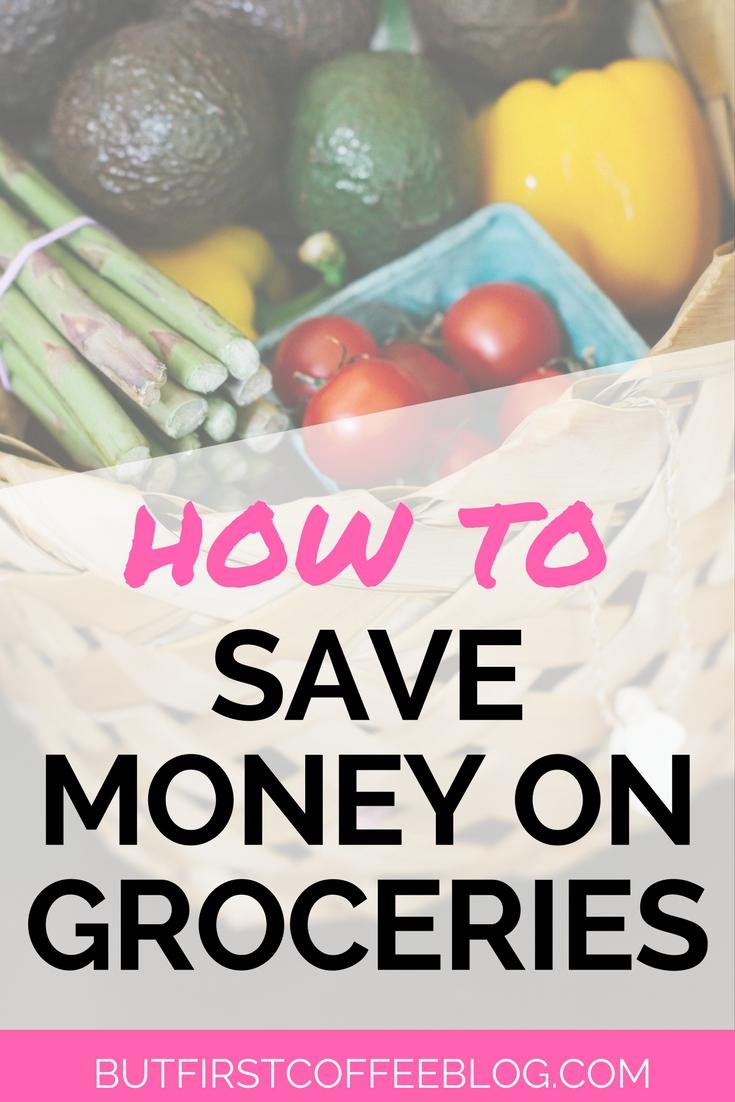 How to Save Money on Groceries | Money Saving Hacks