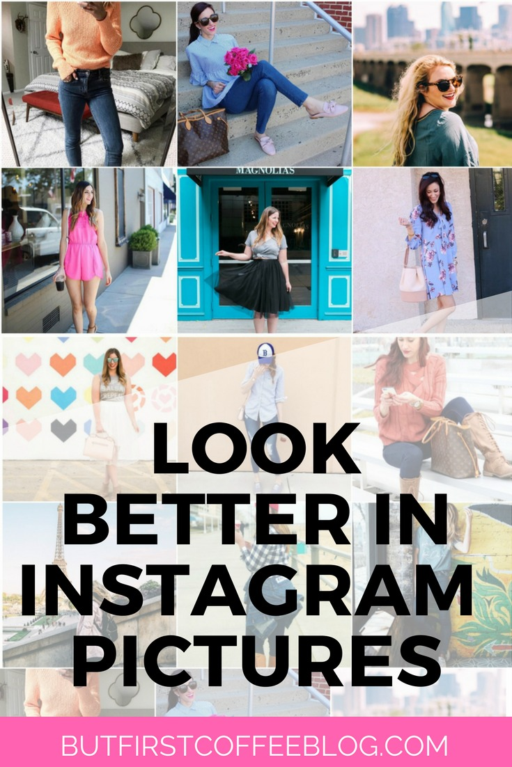 9 Simple Poses To Look Better In Instagram Photos