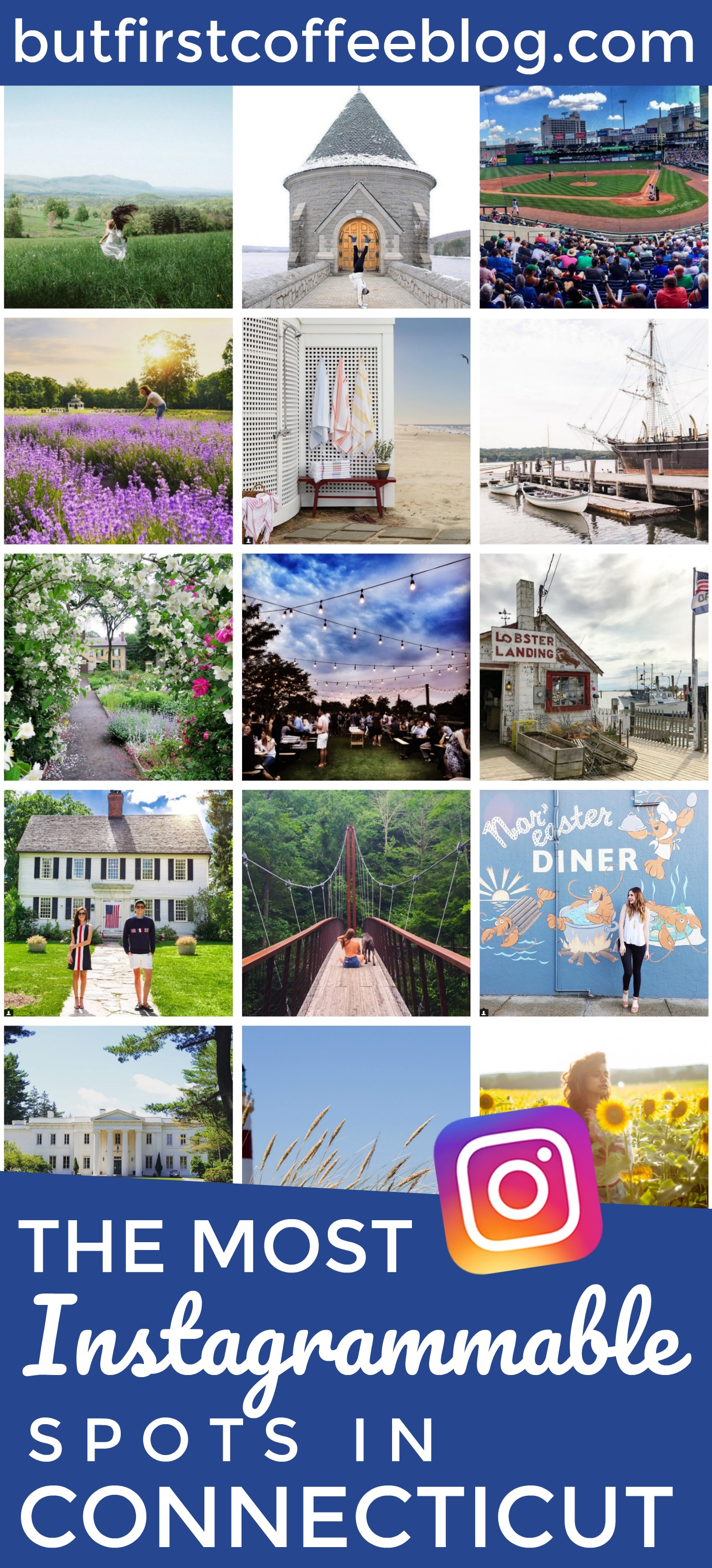 The Most Instagrammable Spots in Connecticut | CT Instagram Worthy Places