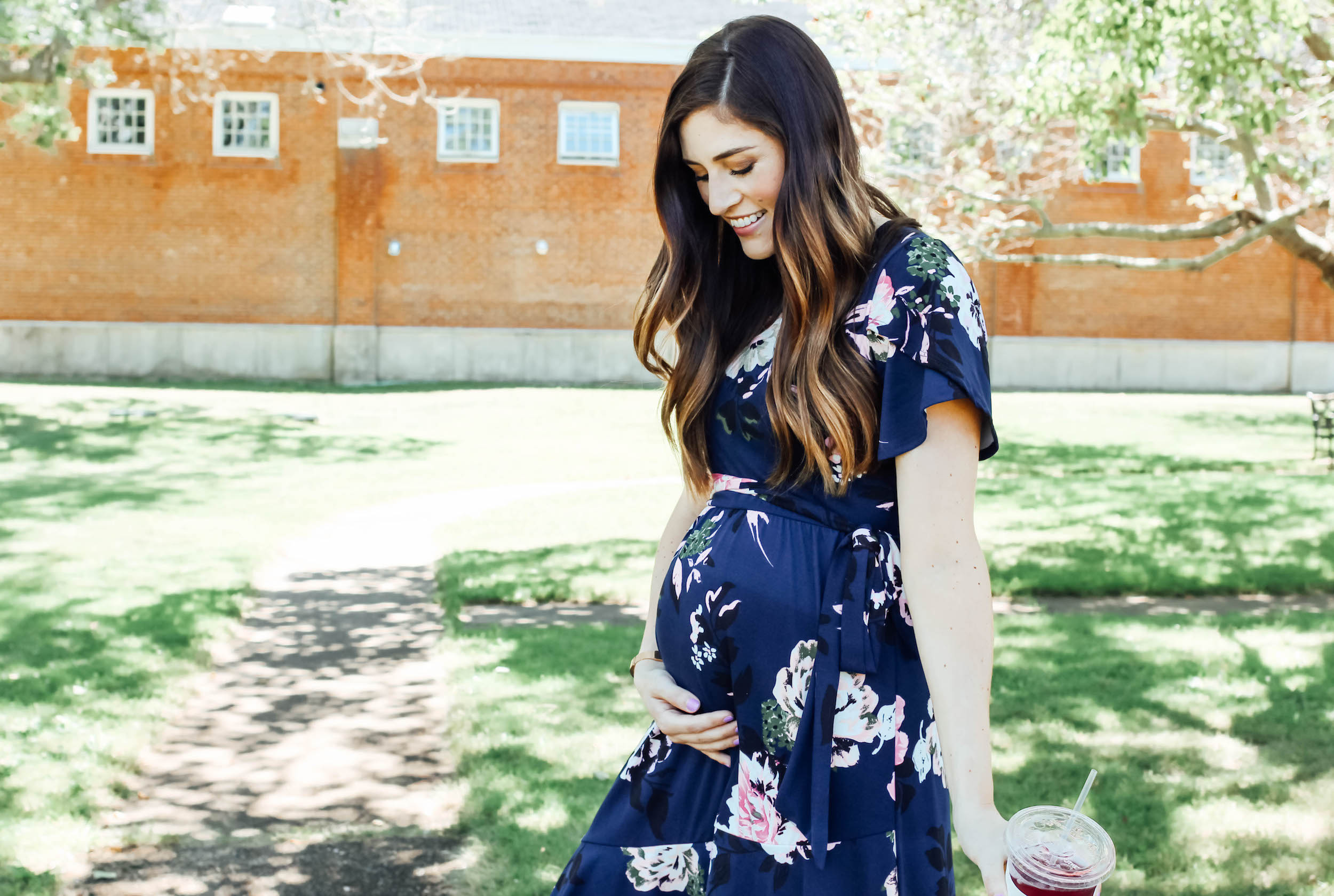 Styling Your Baby Bump For The Second Trimester