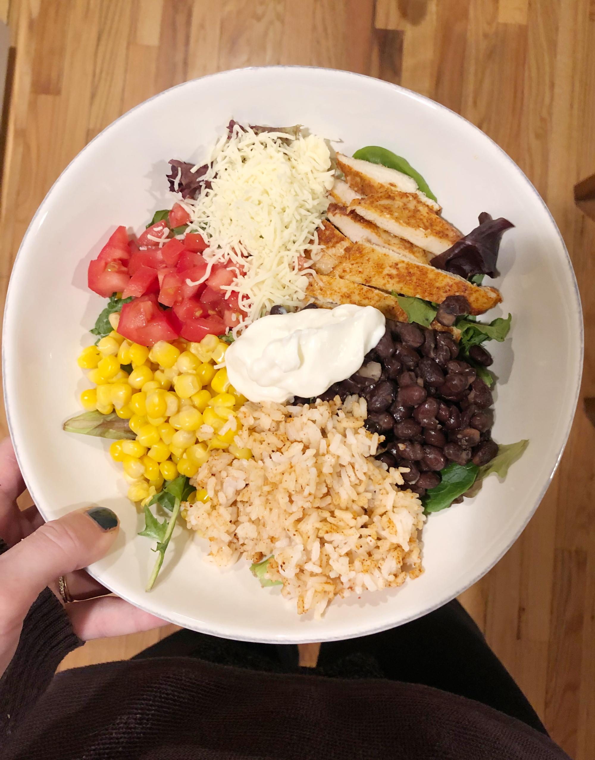Chicken Fajita Bowls | 1 Week of Dinners for $25