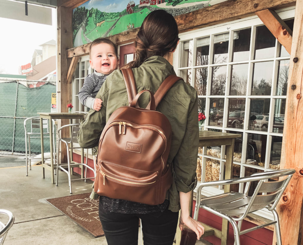 Must-Have Products for Baby's First Year (and a few things I wish I had gotten)