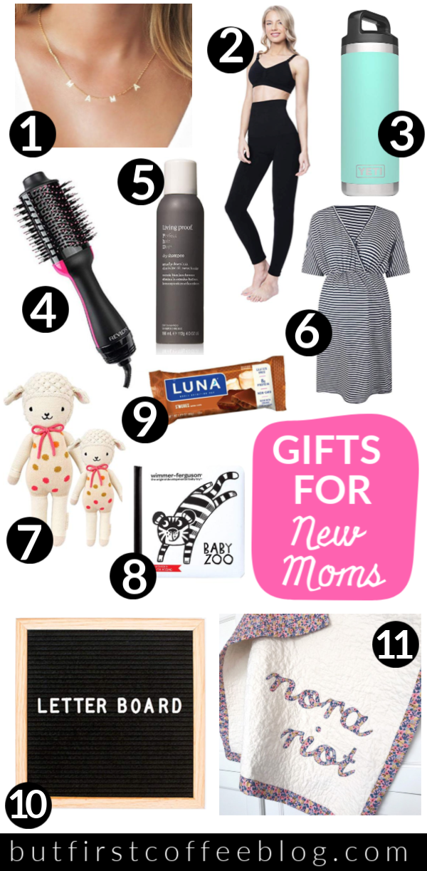 Personal Gift Ideas for New Moms or Moms-to-be