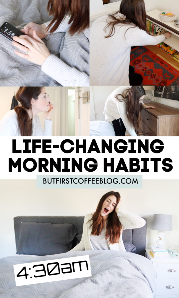 7 Morning Habits that Changed my Life