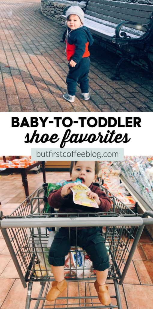 Best Shoes For New Walkers (Baby-To-Toddler Shoes)