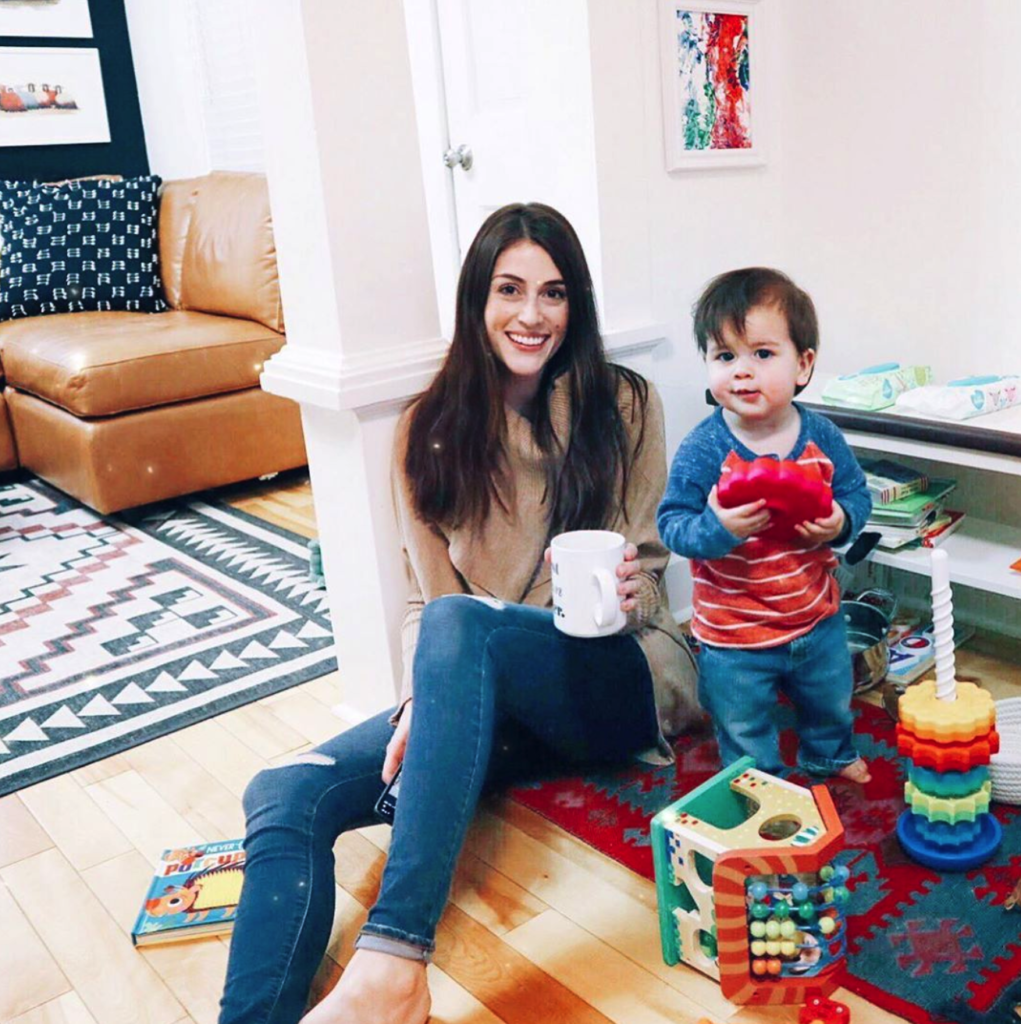 6 Tips To Survive Being Stuck at Home with Your Toddler